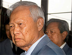 Privy Council President General Prem Tinsulanonda