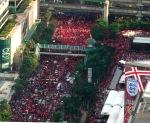 Red Demonstration Bangkok April 32010