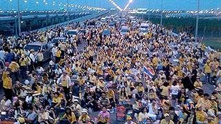 Suvarnabhumi Airport Political Prisoners In Thailand