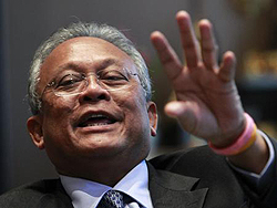 Suthep Thaugsuban (Bangkok Post photo)