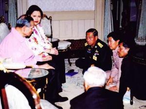 King and junta