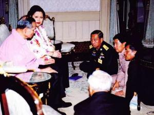 King and junta