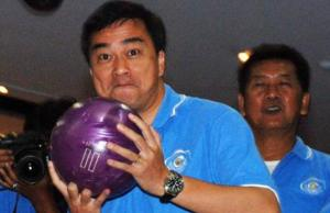 Bowling over democracy