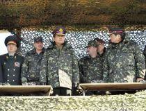 Thai generals shopping in the Ukraine