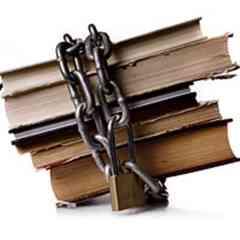 Locked books