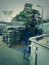 military at Ploenchit