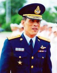 Prince in uniform