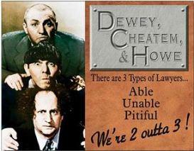 Dewey, Cheatum and Howe
