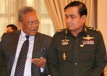 Prayuth and Suthep
