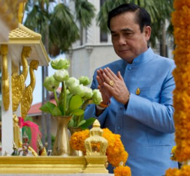 Prayuth as Prem