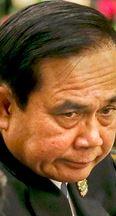 Prayuth angry
