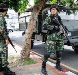 Protecting Prayuth