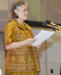 Sirindhorn and golden mikes