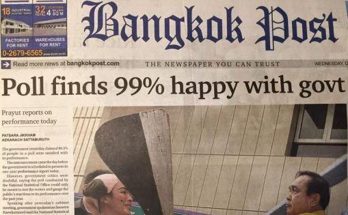 99 percent support