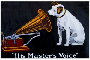 his-masters-voice