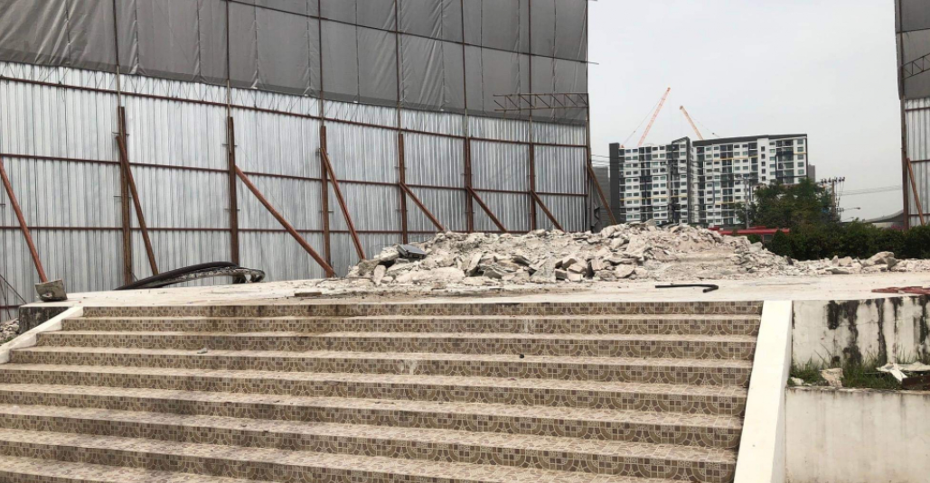 democracy in ruins