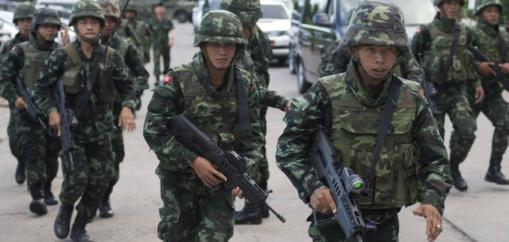 Military repression
