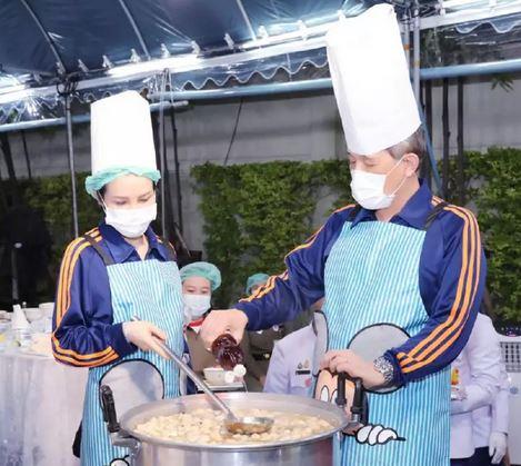 Royal cooks